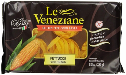 Le Veneziane  Gluten Free Corn Pasta Fettucce Perspective: front