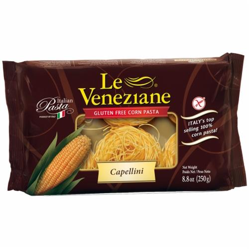 Le Veneziane Gluten Free Capellini Corn Pasta Perspective: front