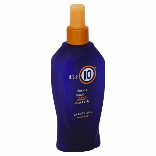 It's a 10 Miracle Leave-In Plus Keratin Perspective: front
