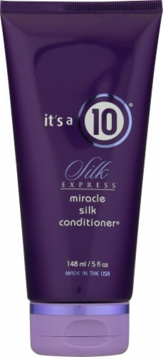 It's a 10 Silk Express Conditioner Perspective: front