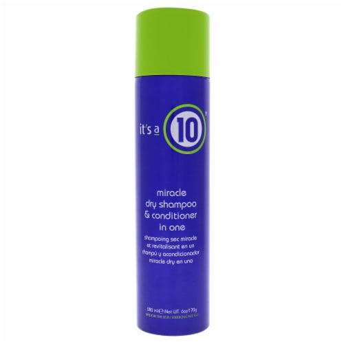 It's A 10 Miracle Dry Shampoo  Conditioner in One 6 oz Perspective: front