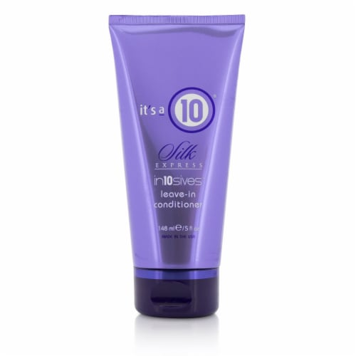 It's a 10 Silk Express In10sives Leave-In Conditioner Perspective: front