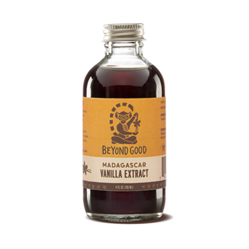 Madecasse Madagascar Pure Vanilla Extract Perspective: front