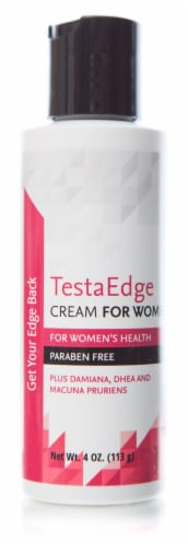 Libido Edge Labs TestaEdge Cream for Women Perspective: front