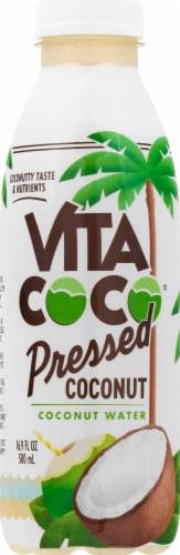 Vita Coco Pressed Coconut Water Perspective: front