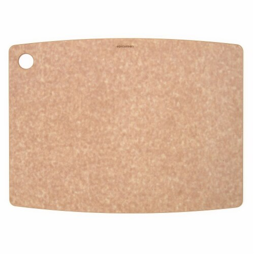 Epicurean Kitchen Series Cutting Board - Natural Perspective: front