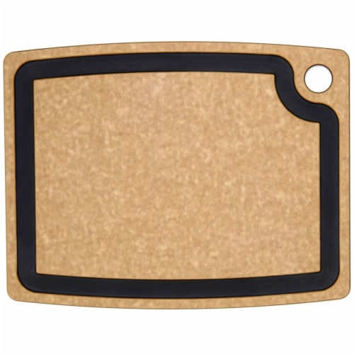 Epicurean Gourmet Natural Slate Cutting Board Perspective: front