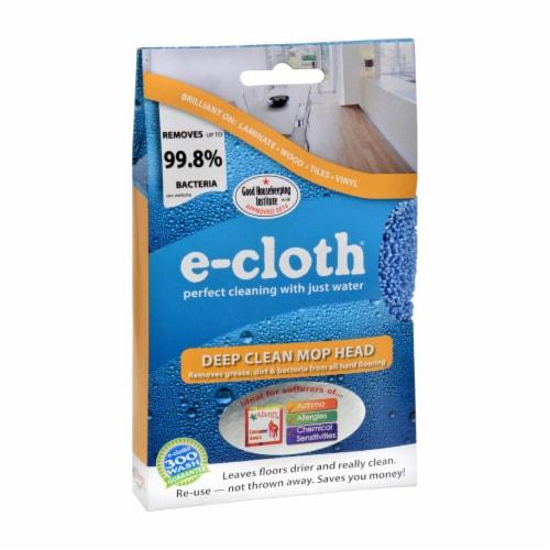 E-Cloth Deep Clean Mop Head Perspective: front