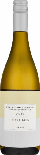 Christopher Michael Pinot Gris Perspective: front