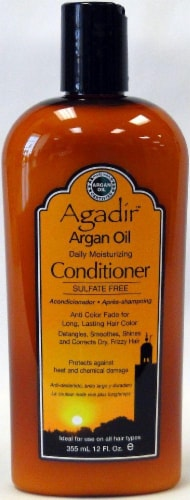 Agadir Argan Oil Daily Moisturizing Conditioner Perspective: front