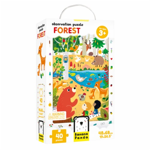 Observation Puzzle Forest Perspective: front