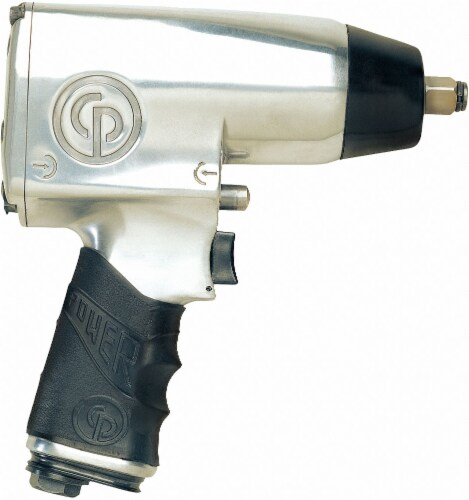 Chicago Pneumatic Impact Wrench,Air Powered,8400 rpm HAWA CP734H Perspective: front