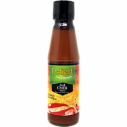 Delight Red Chilli Sauce - 200 Ml Perspective: front