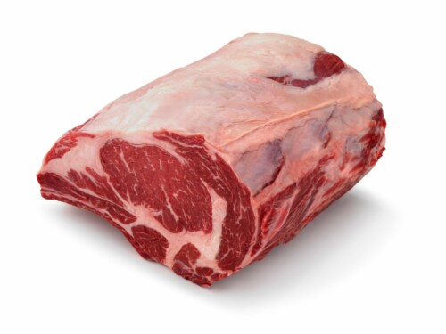 Beef Choice Ribeye Roast Blend Perspective: front