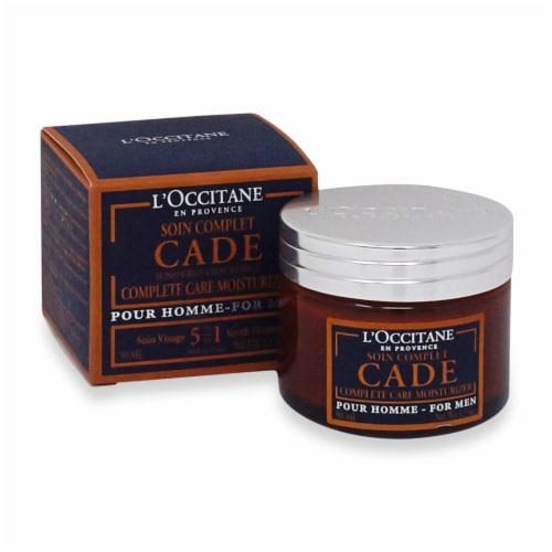 L'OCCITANE Cade Complete Care Moisturizer for Men Perspective: front