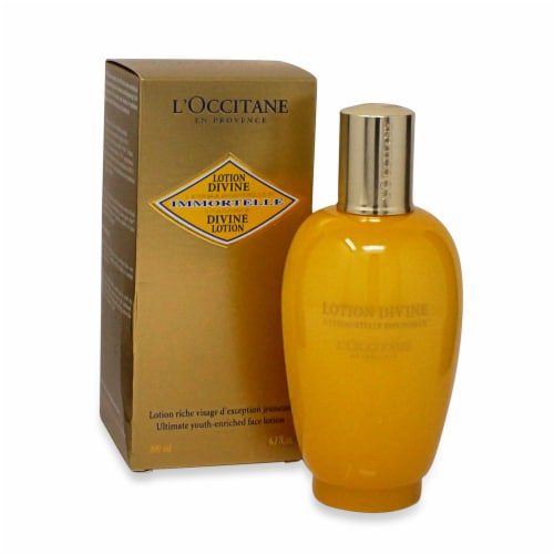L'OCCITANE Immortelle Divine Lotion Perspective: front