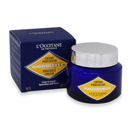 L'OCCITANE IMMORTELLE Precious Cream Perspective: front