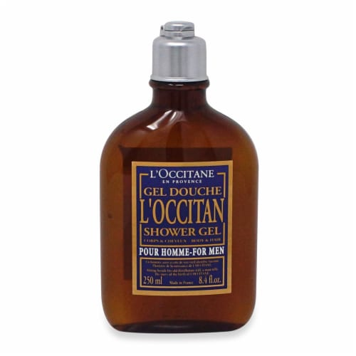 L'OCCITANE for Men Shower Gel Perspective: front