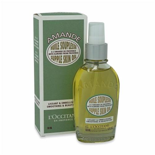 L'OCCITANE Almond Supple Skin Oil Perspective: front