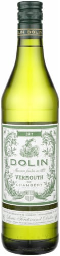 Dolin Vermouth Dry Perspective: front