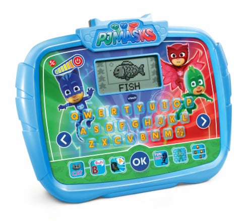 VTech PJ Masks Time to Be a Hero Learning Tablet Perspective: front