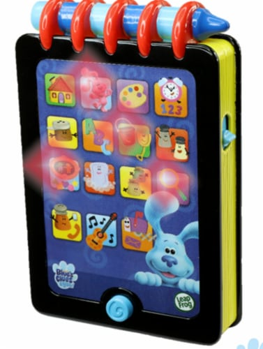 LeapFrog® Blue's Clues & You! Smart Notebook Perspective: front