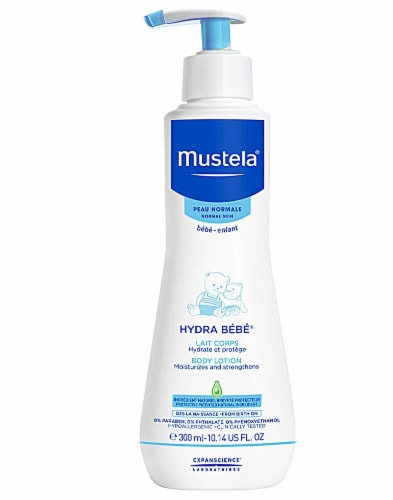 Mustela  Hydra Baby Body Lotion Perspective: front