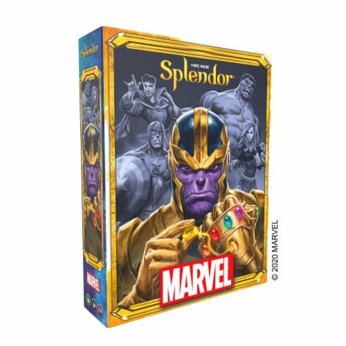 Marvel Splendor Board Game Perspective: front