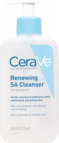 CeraVe® Renewing SA Cleanser Perspective: front