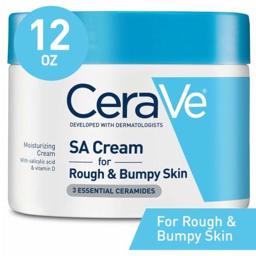 CeraVe SA Skin Renew Cream Perspective: front