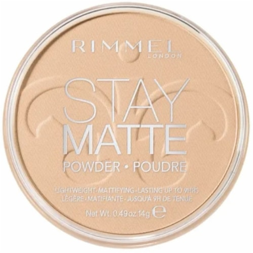Rimmel Stay Matte Creamy Natural Pressed Powder Perspective: front