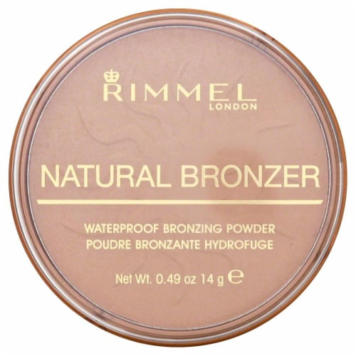 Rimmel Natural Bronzer Sun Shine Perspective: front