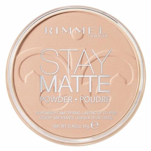 Rimmel Lightweight Stay Matte Powder Perspective: front
