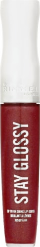 Rimmel Stay Glossy Captivate Me Lip Gloss Perspective: front