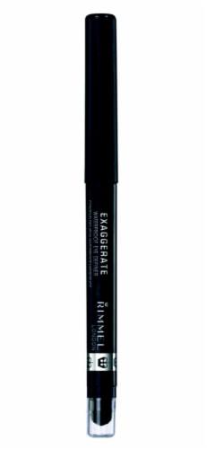 Rimmel Exaggerate 18 Earl Grey Waterproof Eye Definer Perspective: front