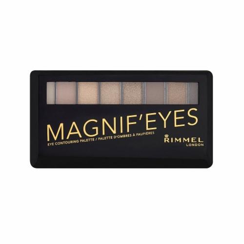 Rimmel London Magnif'Eyes Eye Contouring Palette Perspective: front