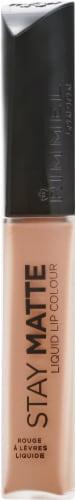 Rimmel Stay Matte Liquid Lip Colour Perspective: front