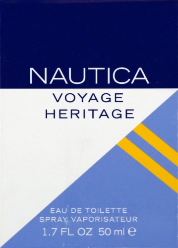 Nautica Voyage Flanker Fragrance Perspective: front