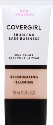 CoverGirl Trublend Base Business Illuminating Skin Primer Perspective: front