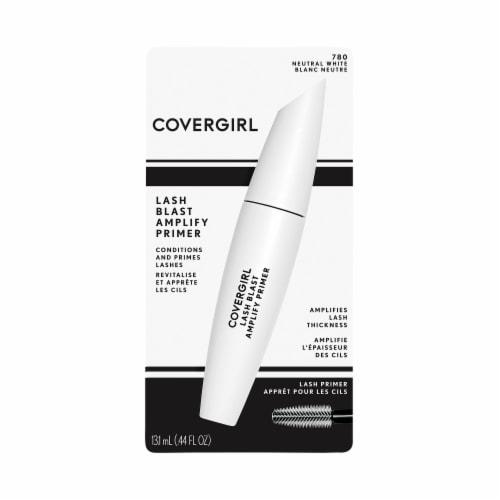 CoverGirl Lash Blast Amplify Primer 780 Neutral White Eyelash Primer Perspective: front