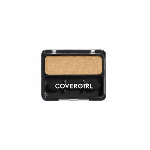 CoverGirl Eye Enhancers 429 Glitzy Gold Eyeshadow Kit Perspective: front