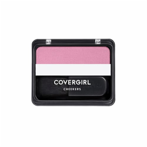CoverGirl Cheekers 108 Pink Candy Blush Perspective: front