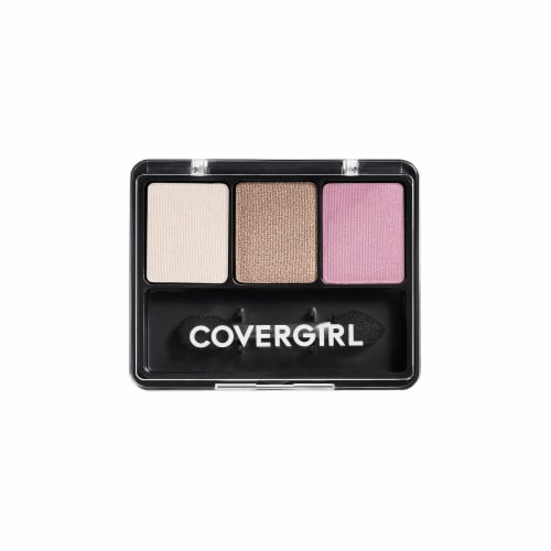 CoverGirl Eye Enhancers 103 First Impression Eyeshadow Trio Perspective: front