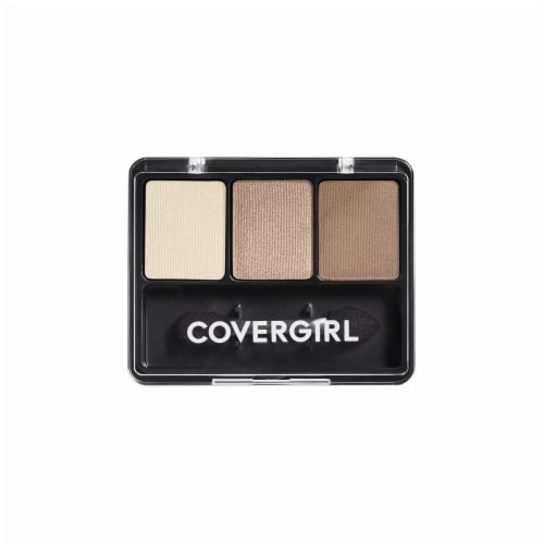 CoverGirl Eye Enhancers 102 Sweet Escape Eyeshadow Trio Perspective: front