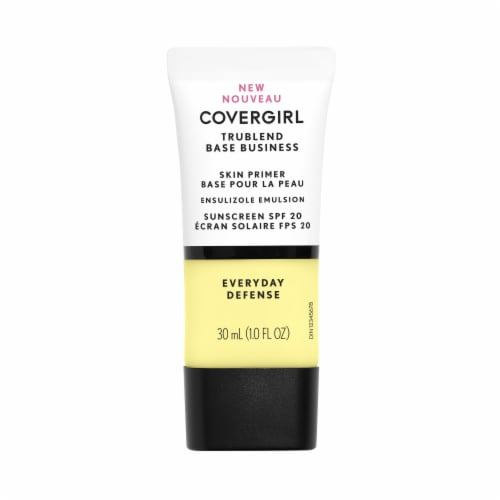 CoverGirl Trublend Base Business Everyday Defense Skin Primer + SPF 20 Sunscreen Perspective: front