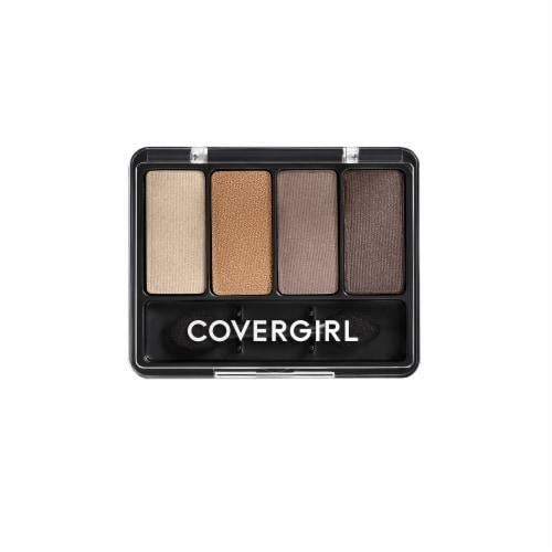 CoverGirl Eye Enhancers 202 Al Fresco Eyeshadow Kit Perspective: front