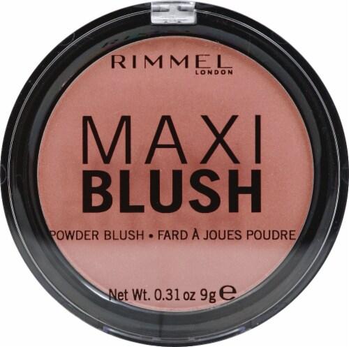 Rimmel Maxi Blush Powder Blush Perspective: front