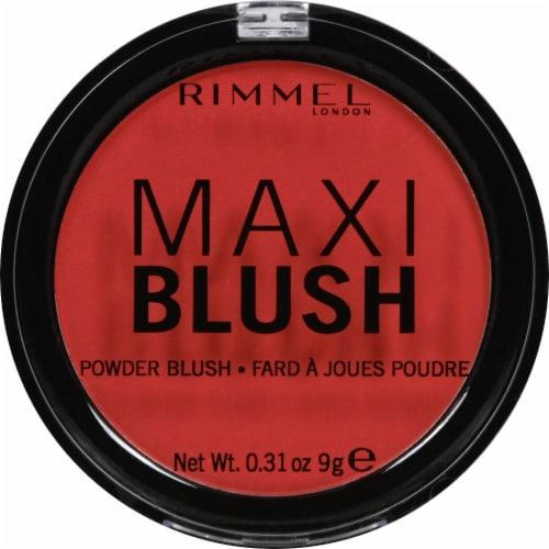 Rimmel London Maxi Blush Powder Blush Perspective: front
