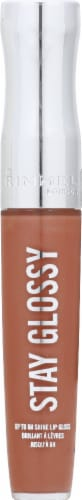 Rimmel Stay Glossy Shine Lip Gloss Perspective: front