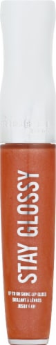 Rimmel London Stay Glossy 19 Sunday Brunch Lip Gloss Perspective: front